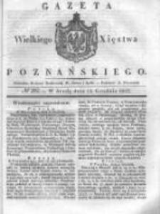 Gazeta Wielkiego Xięstwa Poznańskiego 1837.12.13 Nr292