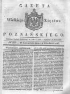 Gazeta Wielkiego Xięstwa Poznańskiego 1837.12.14 Nr293