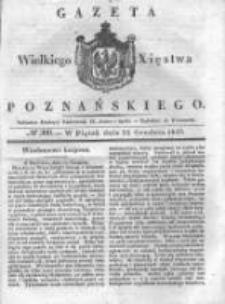 Gazeta Wielkiego Xięstwa Poznańskiego 1837.12.22 Nr300