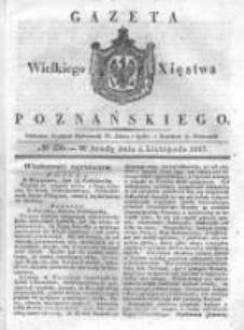 Gazeta Wielkiego Xięstwa Poznańskiego 1837.11.01 Nr256