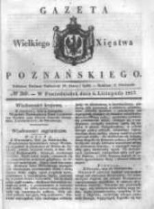 Gazeta Wielkiego Xięstwa Poznańskiego 1837.11.06 Nr260
