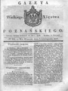 Gazeta Wielkiego Xięstwa Poznańskiego 1837.11.07 Nr261