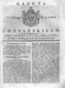 Gazeta Wielkiego Xięstwa Poznańskiego 1837.11.10 Nr264