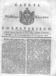 Gazeta Wielkiego Xięstwa Poznańskiego 1837.11.16 Nr269