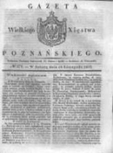 Gazeta Wielkiego Xięstwa Poznańskiego 1837.11.18 Nr271