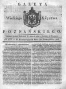 Gazeta Wielkiego Xięstwa Poznańskiego 1837.11.20 Nr272