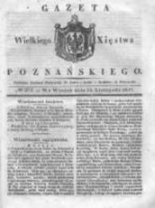 Gazeta Wielkiego Xięstwa Poznańskiego 1837.11.21 Nr273