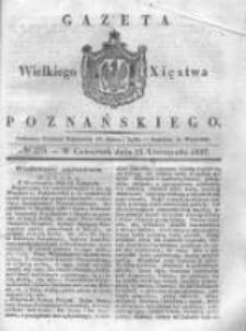 Gazeta Wielkiego Xięstwa Poznańskiego 1837.11.23 Nr275