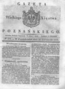 Gazeta Wielkiego Xięstwa Poznańskiego 1837.11.27 Nr278