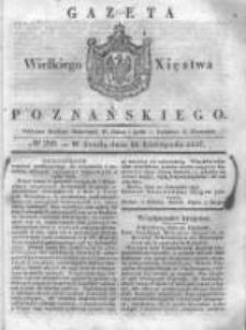 Gazeta Wielkiego Xięstwa Poznańskiego 1837.11.29 Nr280