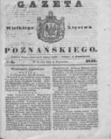 Gazeta Wielkiego Xięstwa Poznańskiego 1842.01.05 Nr3