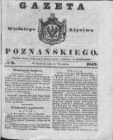 Gazeta Wielkiego Xięstwa Poznańskiego 1842.01.08 Nr6