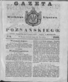 Gazeta Wielkiego Xięstwa Poznańskiego 1842.01.10 Nr7