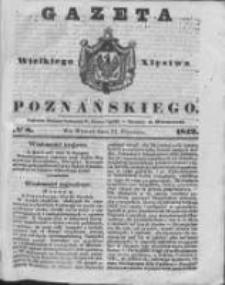 Gazeta Wielkiego Xięstwa Poznańskiego 1842.01.11 Nr8