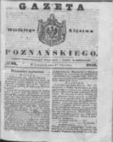 Gazeta Wielkiego Xięstwa Poznańskiego 1842.01.27 Nr22
