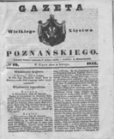 Gazeta Wielkiego Xięstwa Poznańskiego 1842.02.04 Nr29