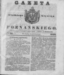 Gazeta Wielkiego Xięstwa Poznańskiego 1842.02.09 Nr33