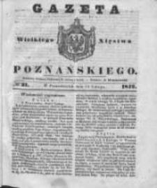 Gazeta Wielkiego Xięstwa Poznańskiego 1842.02.14 Nr37