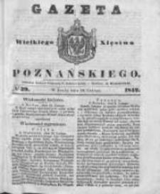 Gazeta Wielkiego Xięstwa Poznańskiego 1842.02.16 Nr39