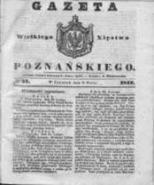 Gazeta Wielkiego Xięstwa Poznańskiego 1842.03.03 Nr52