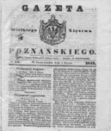 Gazeta Wielkiego Xięstwa Poznańskiego 1842.03.07 Nr55