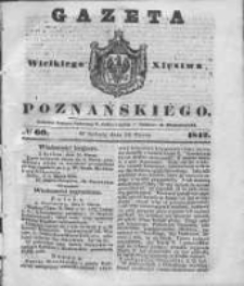 Gazeta Wielkiego Xięstwa Poznańskiego 1842.03.12 Nr60