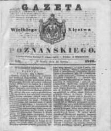 Gazeta Wielkiego Xięstwa Poznańskiego 1842.03.16 Nr63