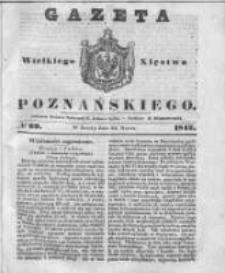Gazeta Wielkiego Xięstwa Poznańskiego 1842.03.23 Nr69