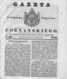 Gazeta Wielkiego Xięstwa Poznańskiego 1842.04.07 Nr80
