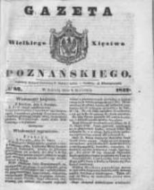 Gazeta Wielkiego Xięstwa Poznańskiego 1842.04.09 Nr82