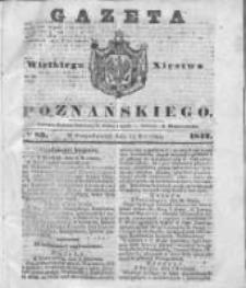 Gazeta Wielkiego Xięstwa Poznańskiego 1842.04.11 Nr83