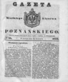 Gazeta Wielkiego Xięstwa Poznańskiego 1842.04.16 Nr88