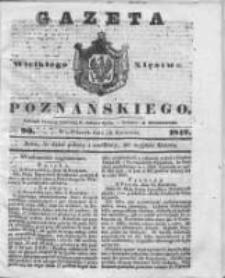 Gazeta Wielkiego Xięstwa Poznańskiego 1842.04.19 Nr90