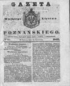 Gazeta Wielkiego Xięstwa Poznańskiego 1842.04.23 Nr93