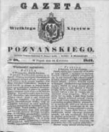 Gazeta Wielkiego Xięstwa Poznańskiego 1842.04.29 Nr98