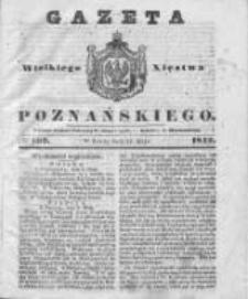 Gazeta Wielkiego Xięstwa Poznańskiego 1842.05.11 Nr107