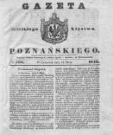 Gazeta Wielkiego Xięstwa Poznańskiego 1842.05.12 Nr108