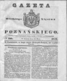 Gazeta Wielkiego Xięstwa Poznańskiego 1842.05.14 Nr110