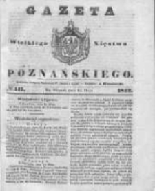Gazeta Wielkiego Xięstwa Poznańskiego 1842.05.24 Nr117