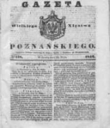Gazeta Wielkiego Xięstwa Poznańskiego 1842.05.25 Nr118