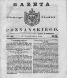 Gazeta Wielkiego Xięstwa Poznańskiego 1842.05.26 Nr119