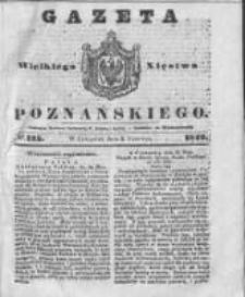 Gazeta Wielkiego Xięstwa Poznańskiego 1842.06.02 Nr125