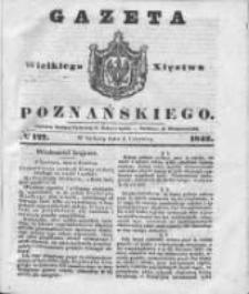 Gazeta Wielkiego Xięstwa Poznańskiego 1842.06.04 Nr127