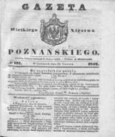 Gazeta Wielkiego Xięstwa Poznańskiego 1842.06.16 Nr137