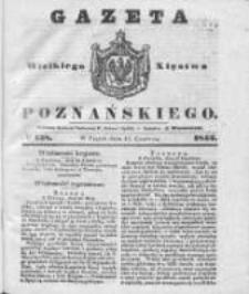 Gazeta Wielkiego Xięstwa Poznańskiego 1842.06.17 Nr138