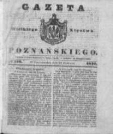 Gazeta Wielkiego Xięstwa Poznańskiego 1842.06.26 Nr146