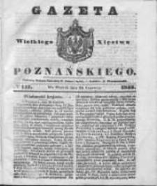 Gazeta Wielkiego Xięstwa Poznańskiego 1842.06.28 Nr147