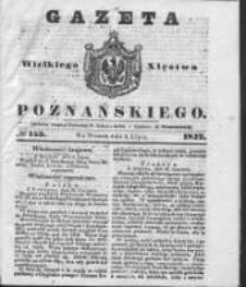 Gazeta Wielkiego Xięstwa Poznańskiego 1842.07.05 Nr153