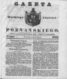 Gazeta Wielkiego Xięstwa Poznańskiego 1842.07.06 Nr154