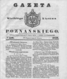 Gazeta Wielkiego Xięstwa Poznańskiego 1842.07.08 Nr156